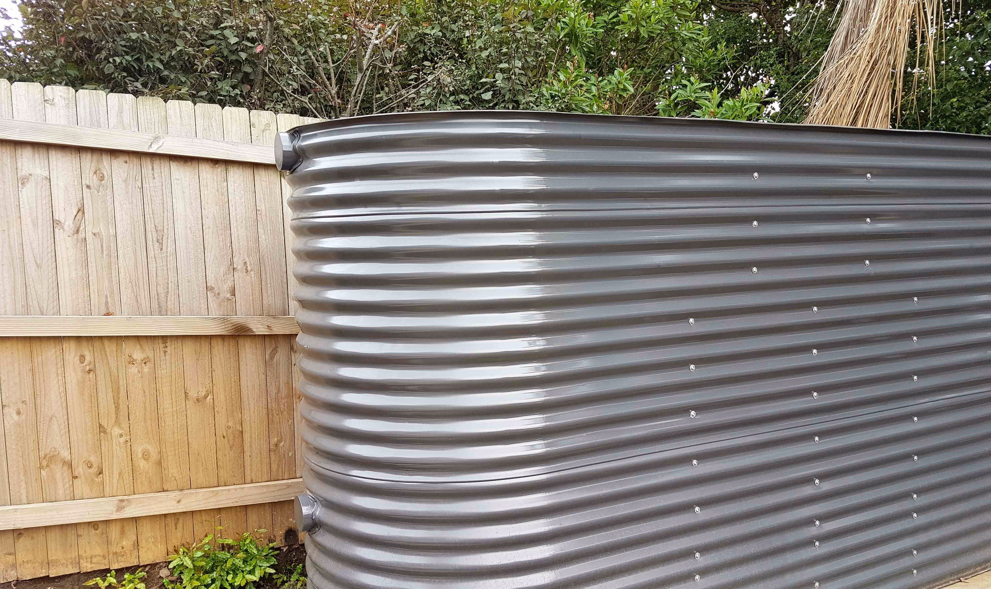 Steel water tanks Sydney