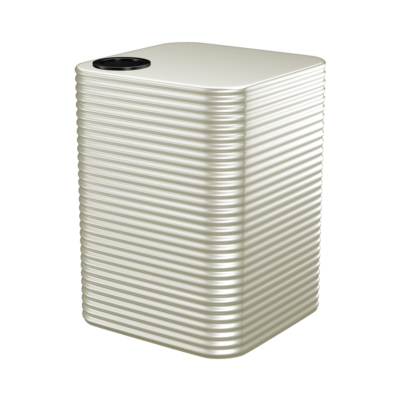 Square steel water tank